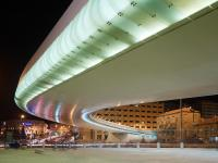 Jerusalem Bridge of Strings, Santiago Calatrava, Jerusalem, Israel